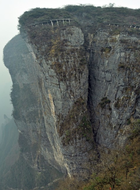 thianmen mountain