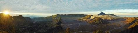 Panorama Bromo 2PS