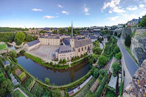 Panorama Luxemburgo